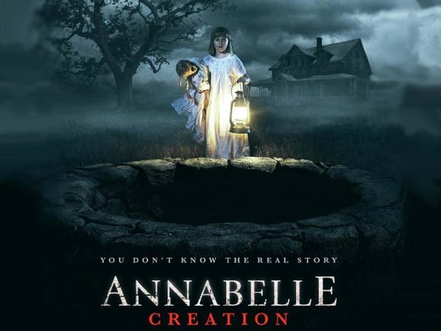 For a prequel to a film that wasn't particularly good to begin with, Annabelle: Creation certainly turns out better than anyone might have expected it to. PHOTO: IMDb