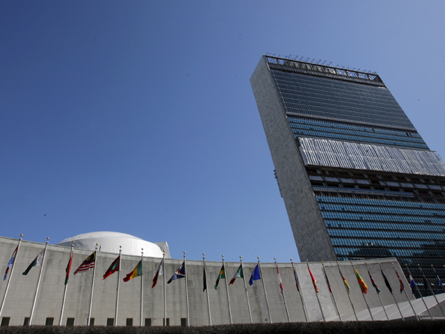 united nations new york photo afp