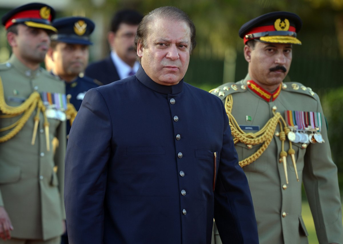 it took almost 14 years for nawaz sharif to regain the position he was so unceremoniously deprived of when general pervez musharraf deposed him in a military coup photo afp