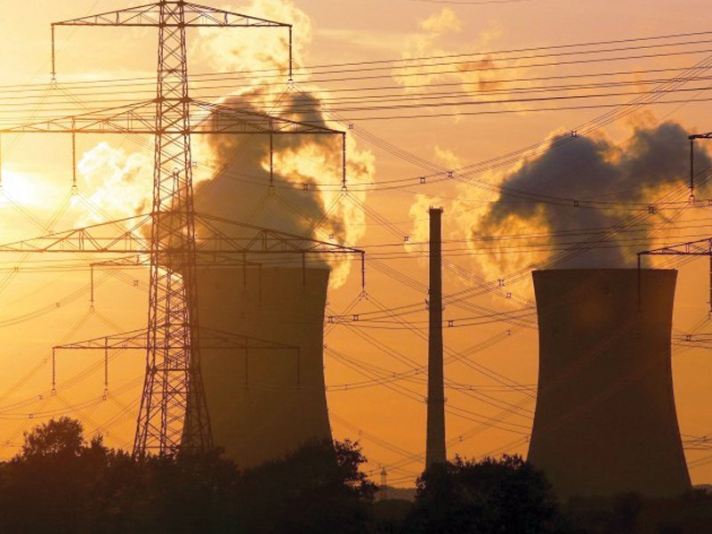 pakistan has two nuclear power plants chashma 1 and 2 each with a capacity of 320mw and built with chinese assistance photo file