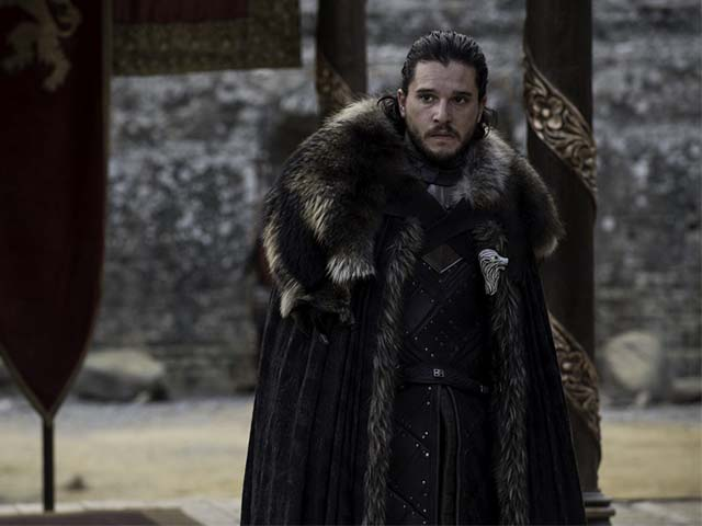 Before this episode, even casual viewers knew the truth about Jon Snow's origins. PHOTO: IMDb