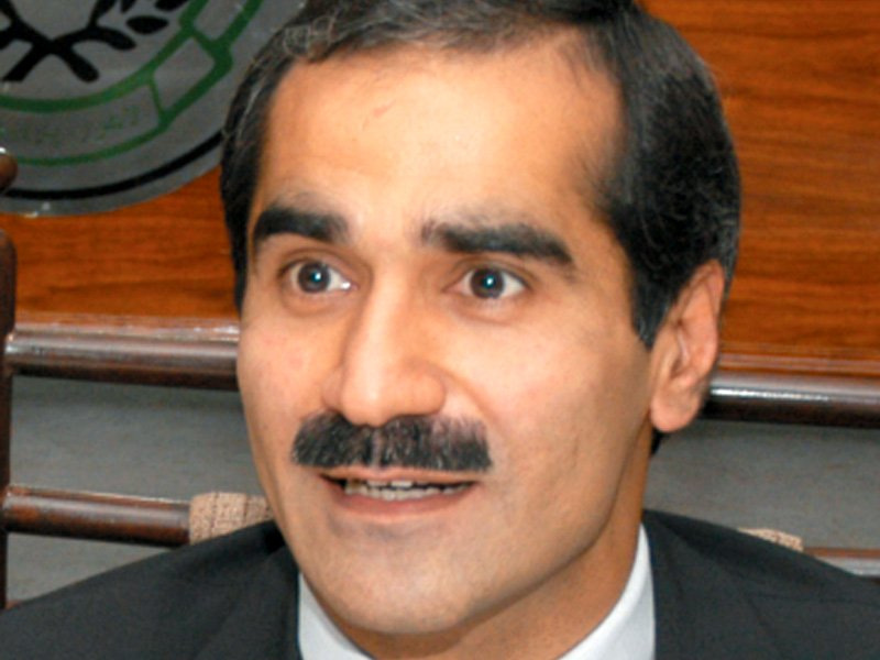 Although restructuring the Pakistan Railways is a challenge, Rafiq says change will be visible within the financial year 2013-14. PHOTO: FILE