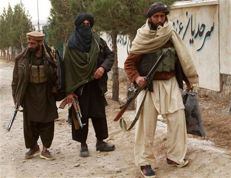 Under the Afghan leader's demands, the Taliban office will only be used for talks with the government-backed Afghan High Peace Council. PHOTO: REUTERS/FILE