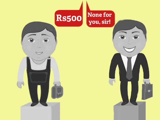 In 2015, Centaurus imposed a Rs100 entry fee for certain classes of people.
