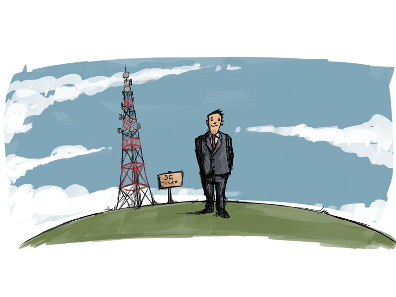 telecom industry looking at investment of 5 10b over the next five to eight years illustration jamal khurshid