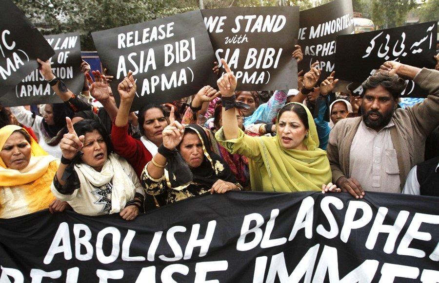 blasphemy convict aasia bibi s appeal at least two years away