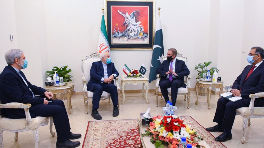 pakistan iran agree to make joint efforts for peace in region