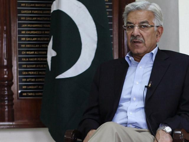 pakistan foreign minister khawaja muhammad asif photo ap