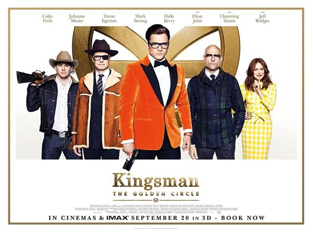 While the idea was to create a James Bond for the younger generation, Kingsman with its follow up has managed to create something that even the kids would find stupid. PHOTO: IMDb