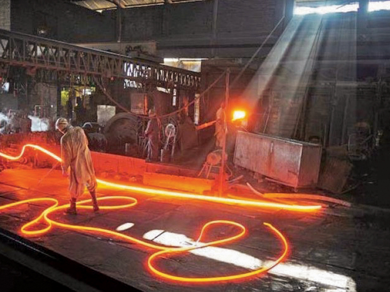 in the first phase the capacity of the steel mills will be at first rehabilitated and then upgraded to 1 5 million tons a year in the second phase production capacity will be enhanced up to three million tons a year photo file