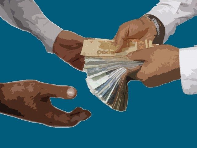 the supreme court had earlier frozen all of dha s accounts due to its alleged involvement in the multi billion rupee employees old age benefit institution eobi scam photo file