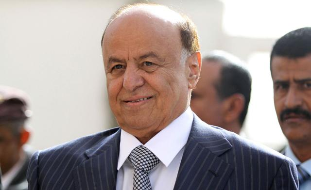 yemeni president abdrabuh mansur hadi photo reuters