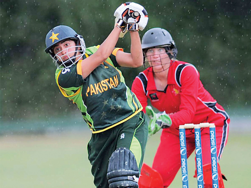 team manager ayesha ashar said the team s collective effort at the qualifiers helped them gain confidence in their abilities for future endeavours photo icc