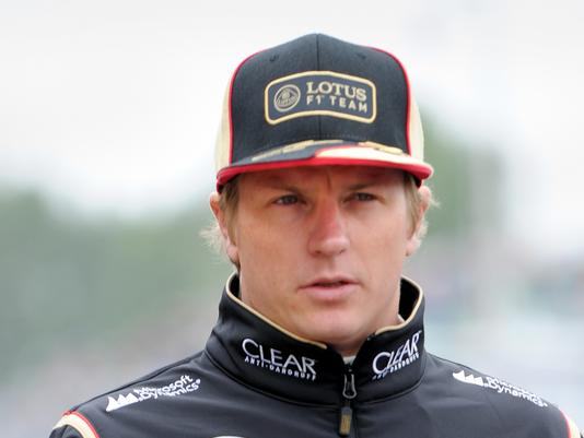 formula one broke up for summer with raikkonen second in the drivers championship with one win and a gap of 38 points to championship leader sebastian vettel photo afp