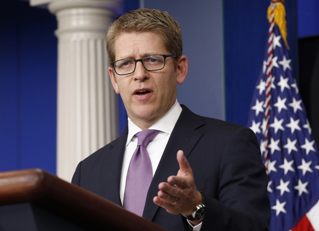white house press secretary jay carney speaks to reporters in the briefing room of the white house in washington may 29 2013 photo reuters file