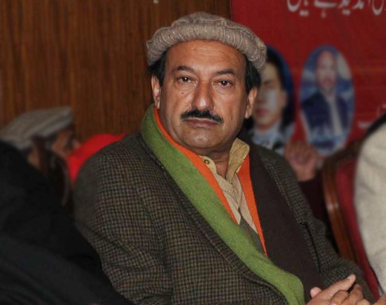 anp spokesperson zahid khan photo express zafar aslam file