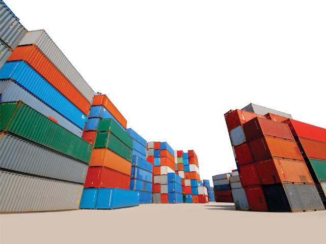 the containers contain commercial material new cars and other cosmetic products not meant for nato design samad siddiqui