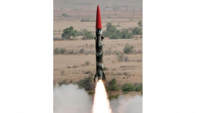 this handout photo released by the ispr shows the ghaznavi missile photo afp