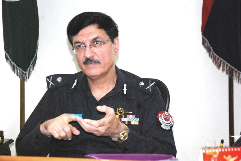 file photo of the ig khyber pakhtunkhwa photo muhammad iqbal express