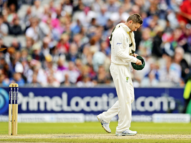 the only consolation for australia was that the result ended a run of six successive test defeats their worst for 29 years and meant they avoided equalling their all time record losing streak of seven photo reuters