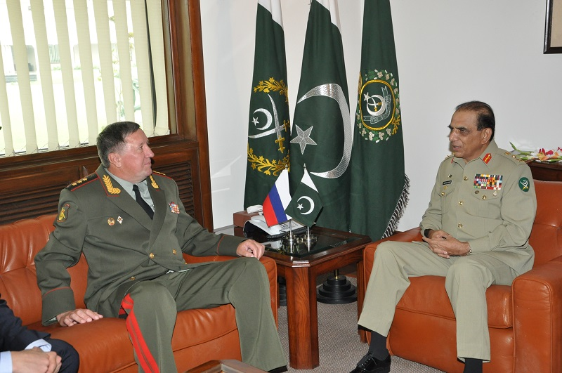 general kayani and general chirkin agreed that the us should come up with a clear roadmap for its pullout plan from afghanistan photo ispr