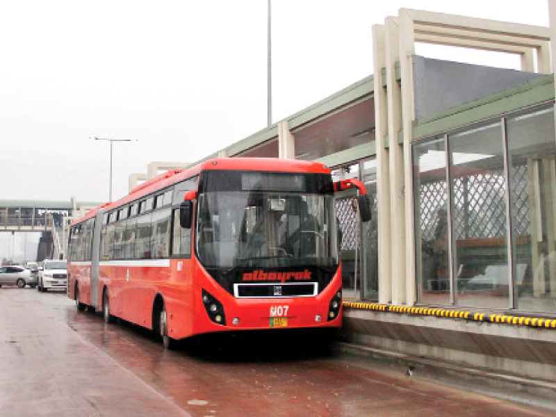 quot the expansion of the metro bus service in lahore appears for now to be a low priority for the provincial govt quot metro bus authority officials photo file