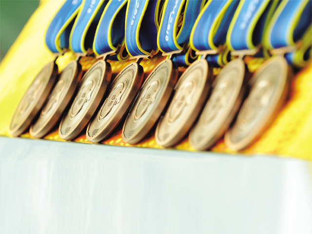 gold medals photo file