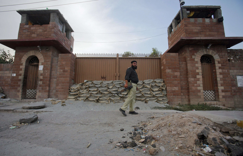 peshawar central jail photo express