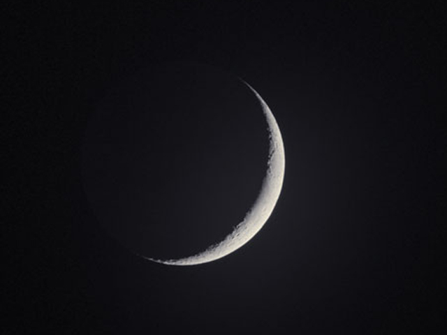 if the moon had been sighted ramazan would had ended in 28 days one day short of the minimum cycle photo file