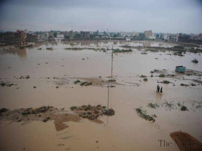 flood waters and rain had destroyed 2 533 houses throughout the country photo afp