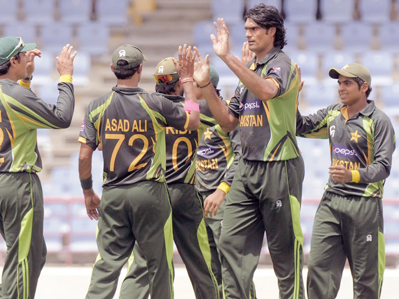 naveed akram cheema believed pakistan players had learnt the menace of spot fixing and match fixing debacles and the situation had vastly improved for the side since 2010 photo wicb