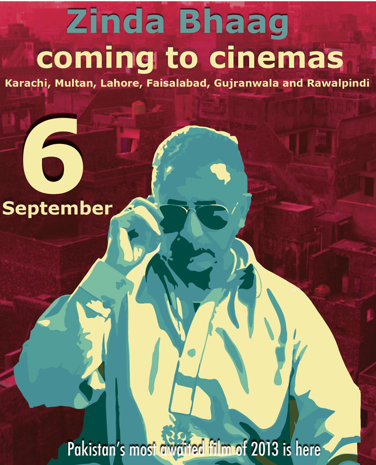 quot we want to reach mass audiences across pakistan because the film tells the story of every household quot says mazhar zaidi the producer of the film