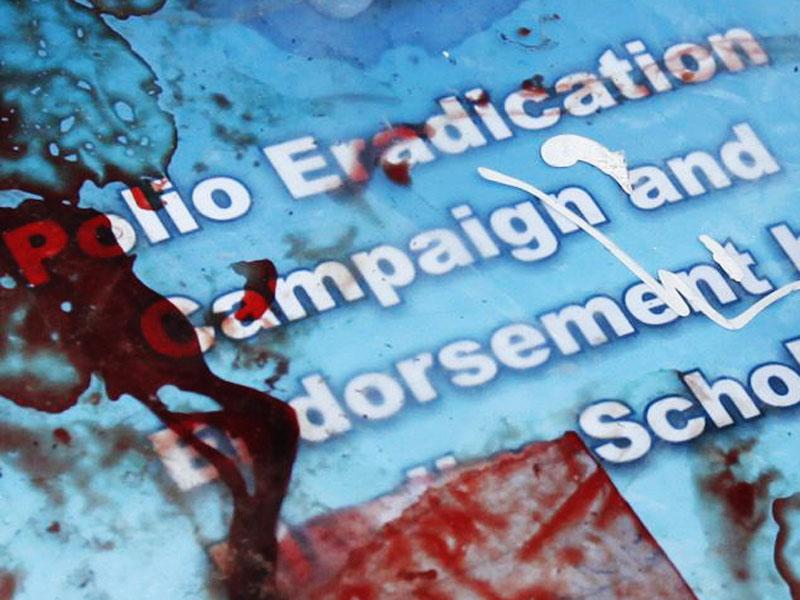 six health workers were killed on december 19 in peshawar charsadda and karachi photo reuters file