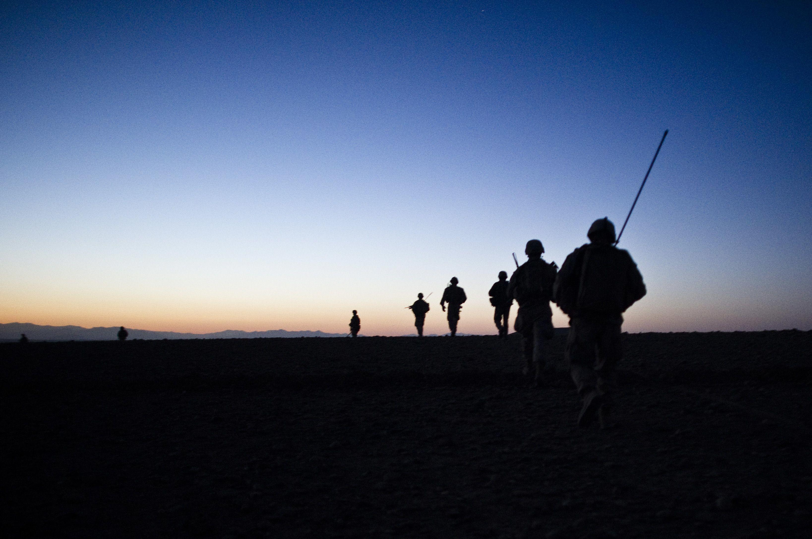 us marines in afghanistan photo afp file