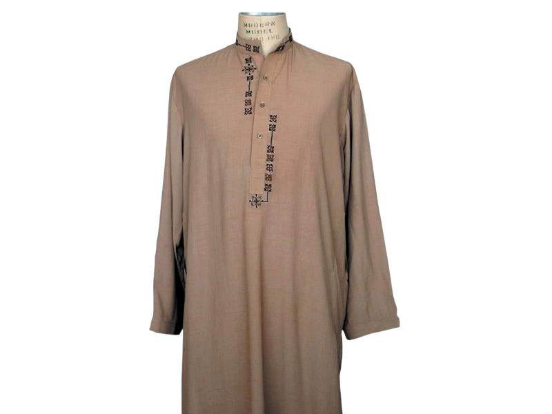 buy structured linen and cotton shirts or kurtas as they stay cool during the humid weather