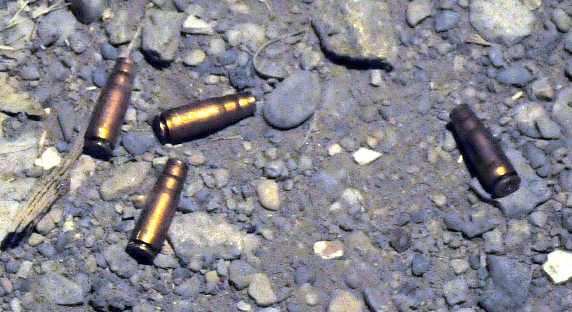 a police party was patrolling the area when unidentified assailants opens fire at police and escapes photo file