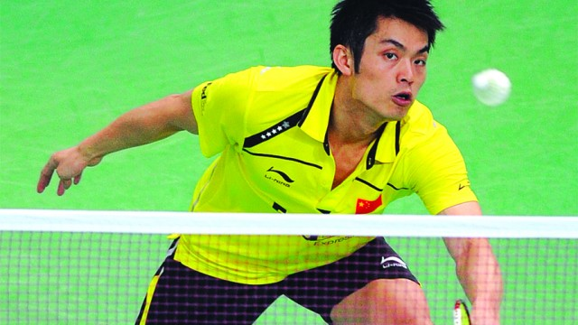 badminton arch rivals too good for third round opponents photo afp