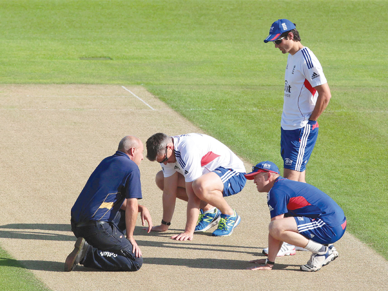 england captain cook said they will not become complacent and will aim for a series win at chester le street photo afp