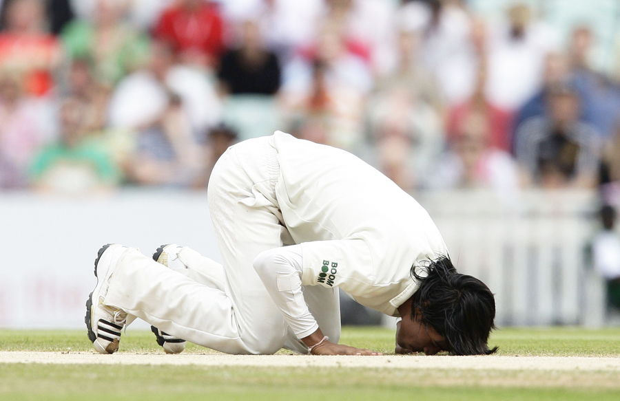 mohammad amir is serving a five year ban for spot fixing photo afp file