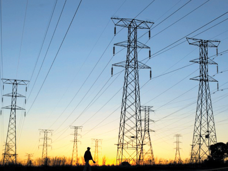 the government says that the resolution of the circular debt has added 30 to power generation the issues of theft and leakages in the distribution system still need to be resolved before the effects will trickle down to the masses photo file