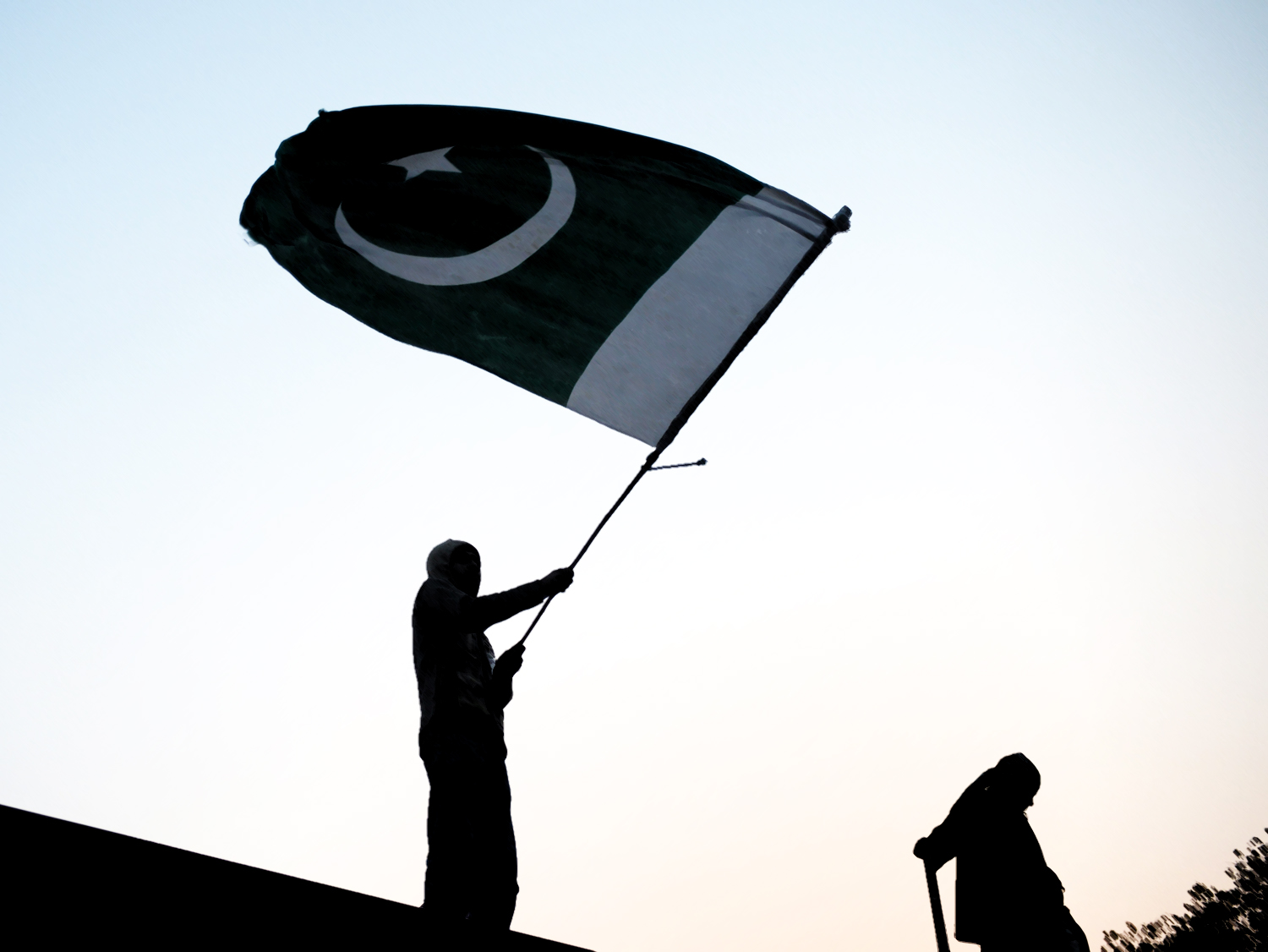 pakistan will celebrate its 66th day of independence on august 14 2013 photo afp file