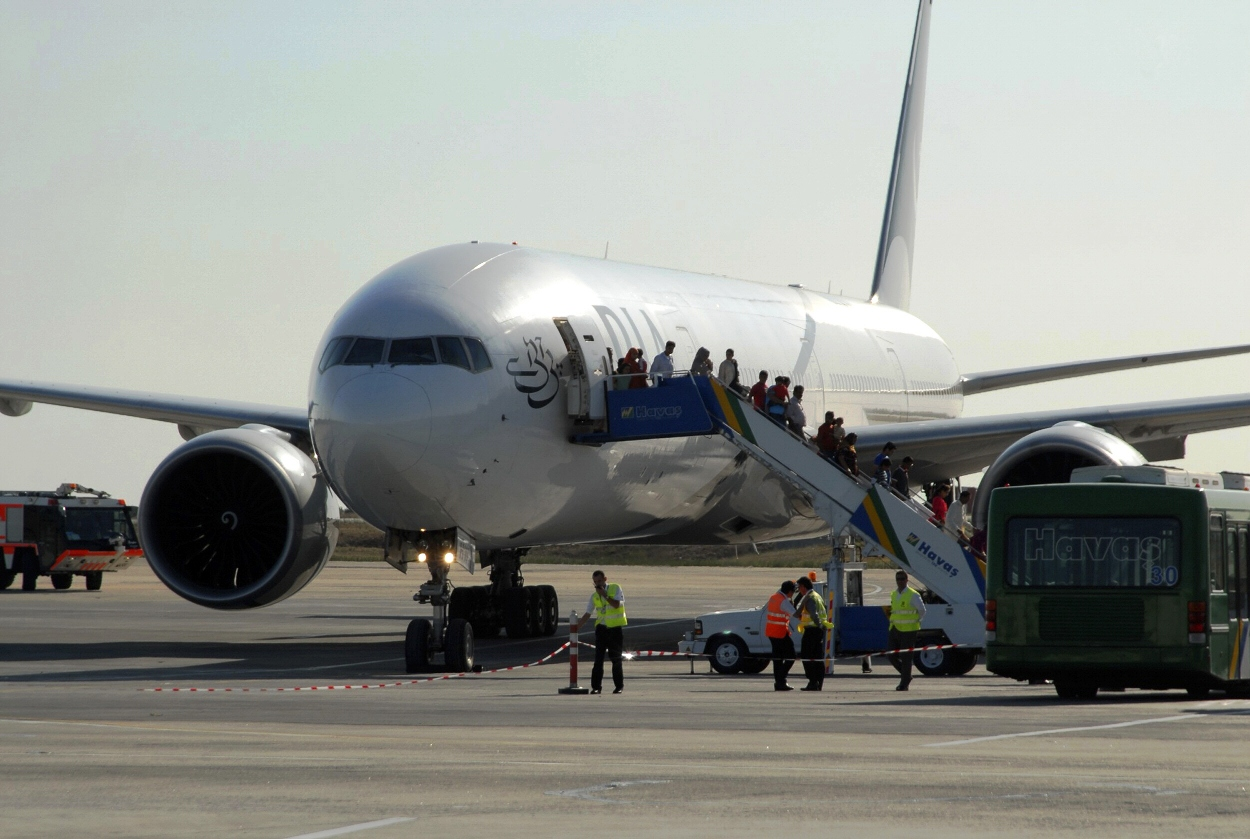 pakistan claims it has received threats on pia flights flying to mumbai and new delhi photo reuters file