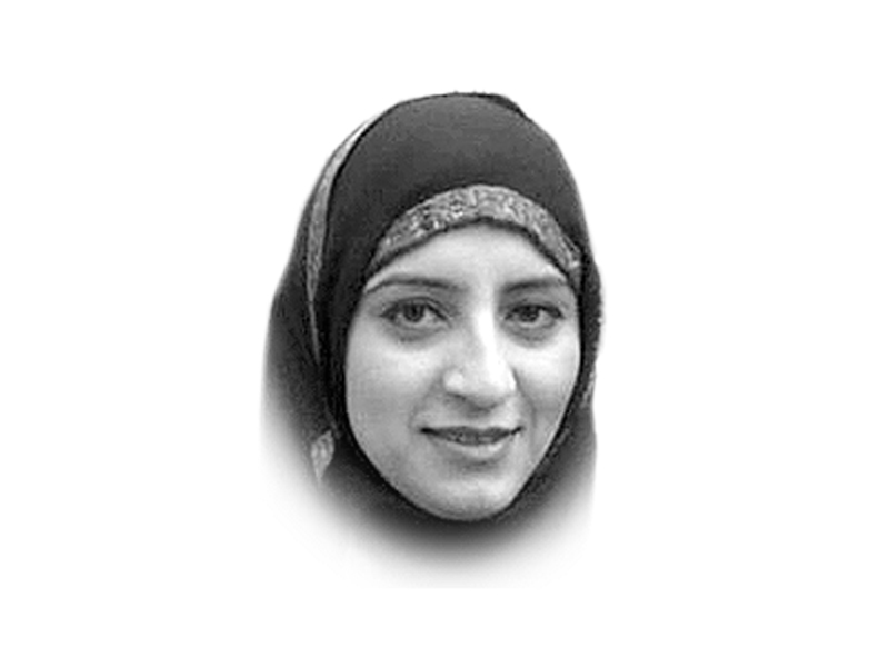 the writer is a professor at shaheed benazir bhutto women university peshawar she recently completed her phd in computer science from the university of york uk