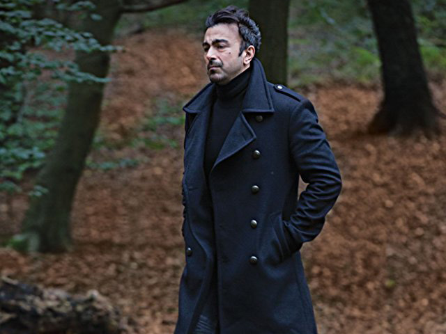 Shaan Shahid plays the role of a musician, Ali, who returns from the UK to Pakistan to make a comeback in his music career. PHOTO: IMDB