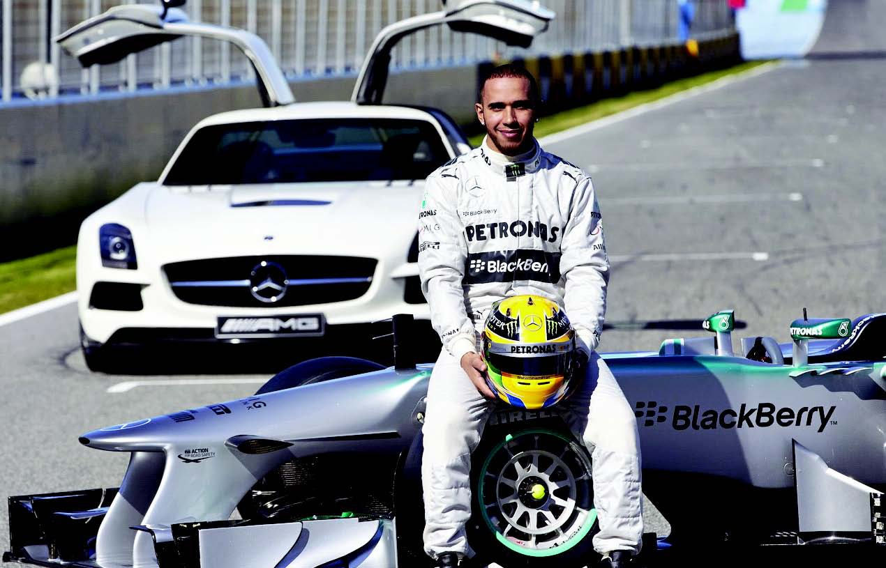 i am certain we will have a very strong engine next year said hamilton photo file