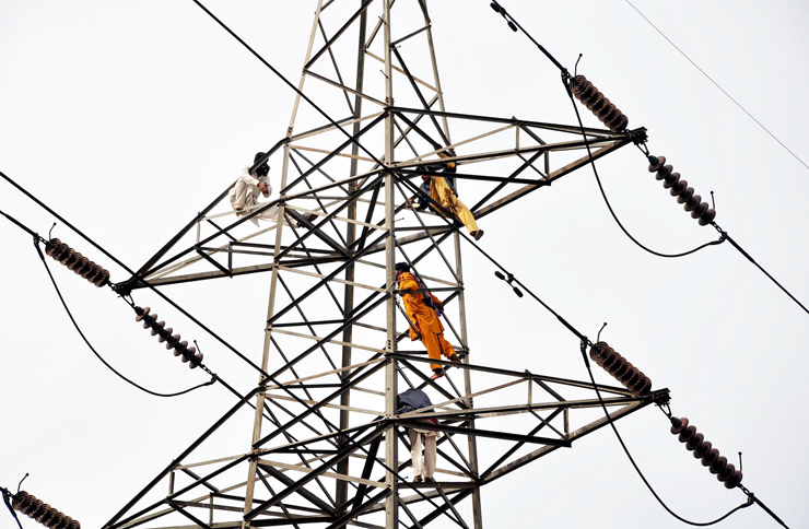 chatta said an ordinance was being issued to start a crackdown on power theft photo ppi file