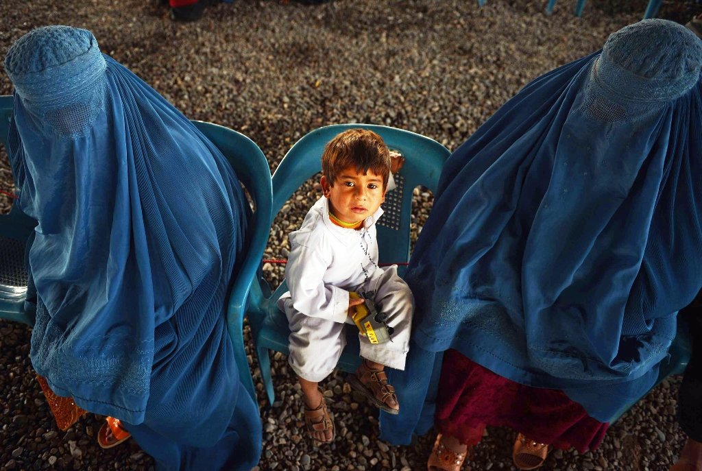 there are around 1 56 million registered afghan refugees in the country out of which one million reside in k p photo afp file