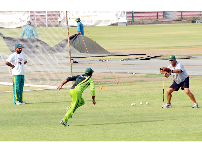 the pakistan team has been urged to avoid complacency during the tour of zimbabwe and continue the good form they displayed in the caribbean photo afp