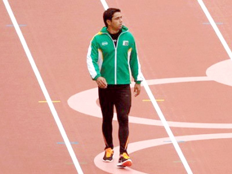 sahi urged liaqat to redeem himself in moscow after the olympian s failures at international events photo afp