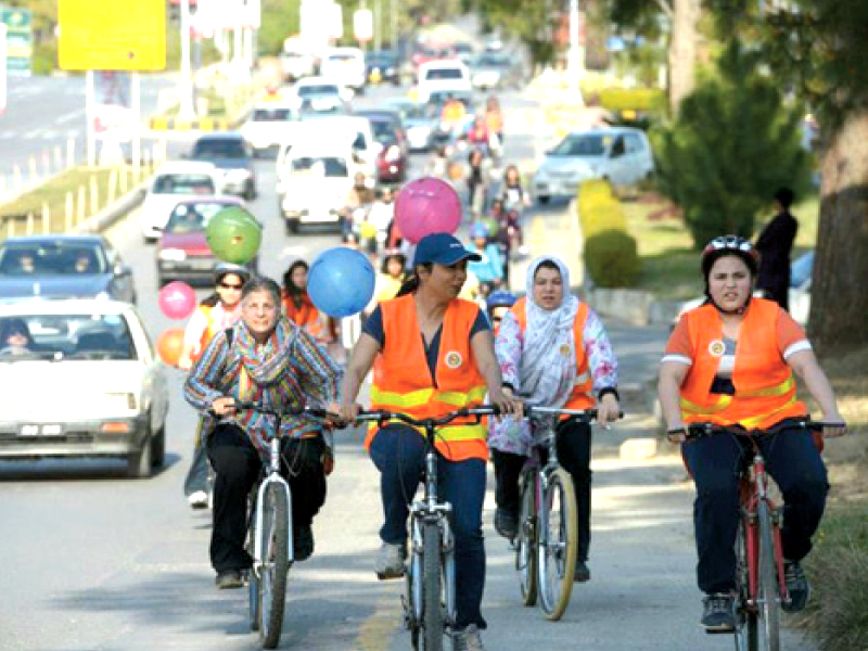 the group also works to promote cycling as a communal sport by involving different age and socioeconomic groups photo file